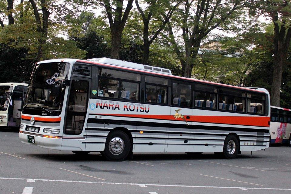 奈良交通 か95