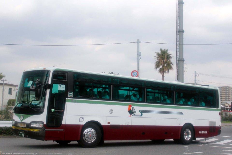 土佐電気鉄道 か38