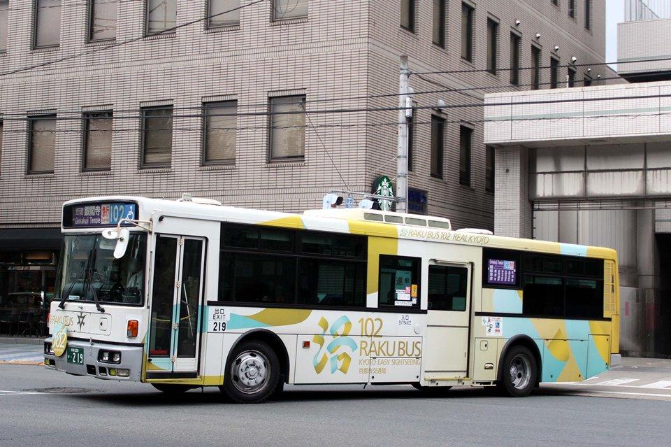 京都市交通局 か219