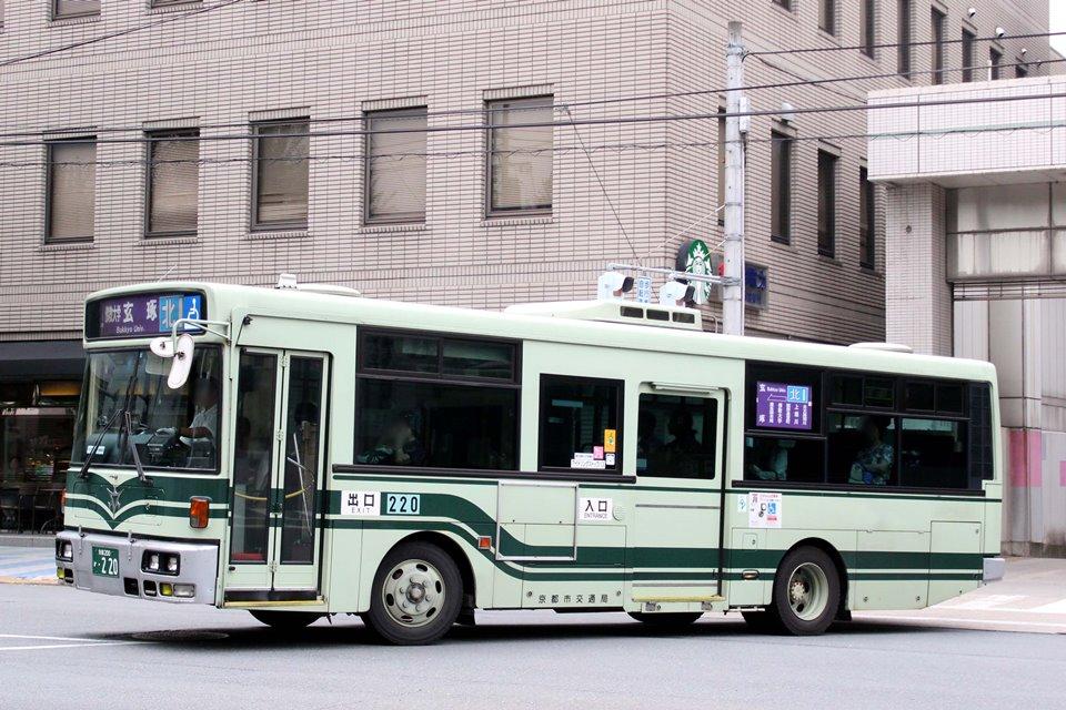 京都市交通局 か220