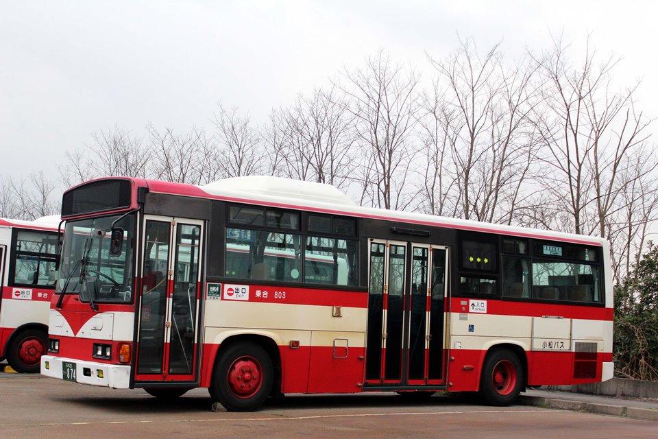 小松バス 803
