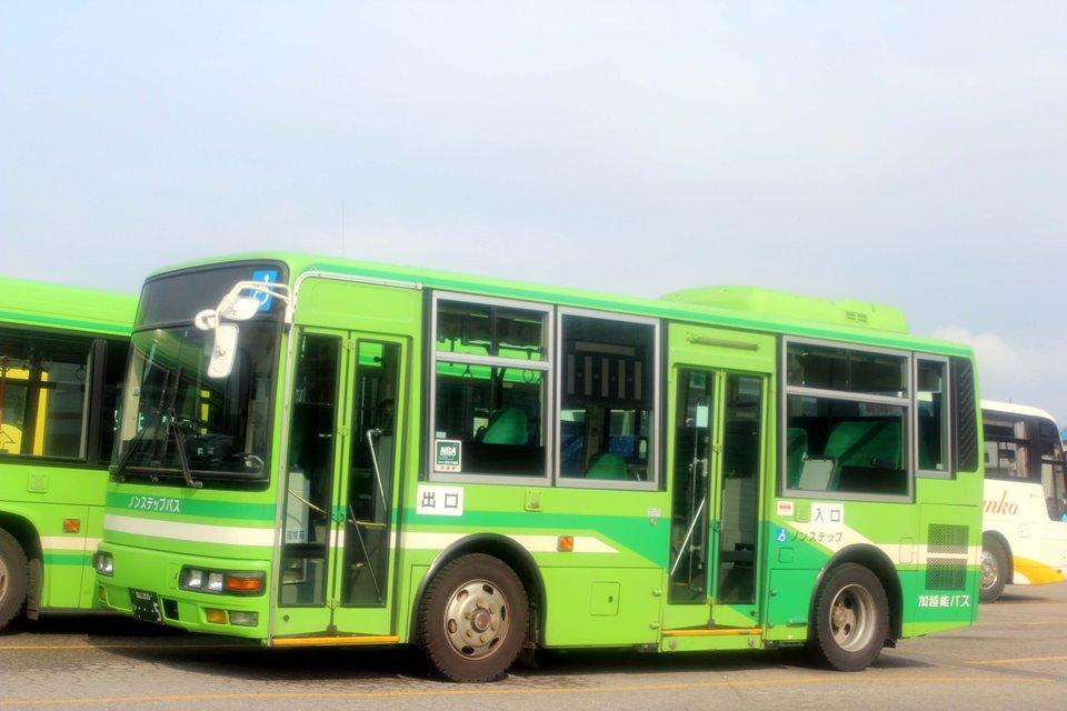加越能バス い5