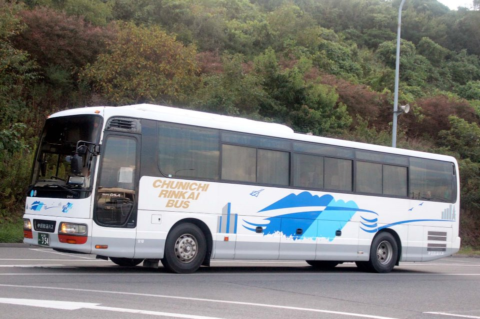 中日臨海バス か354