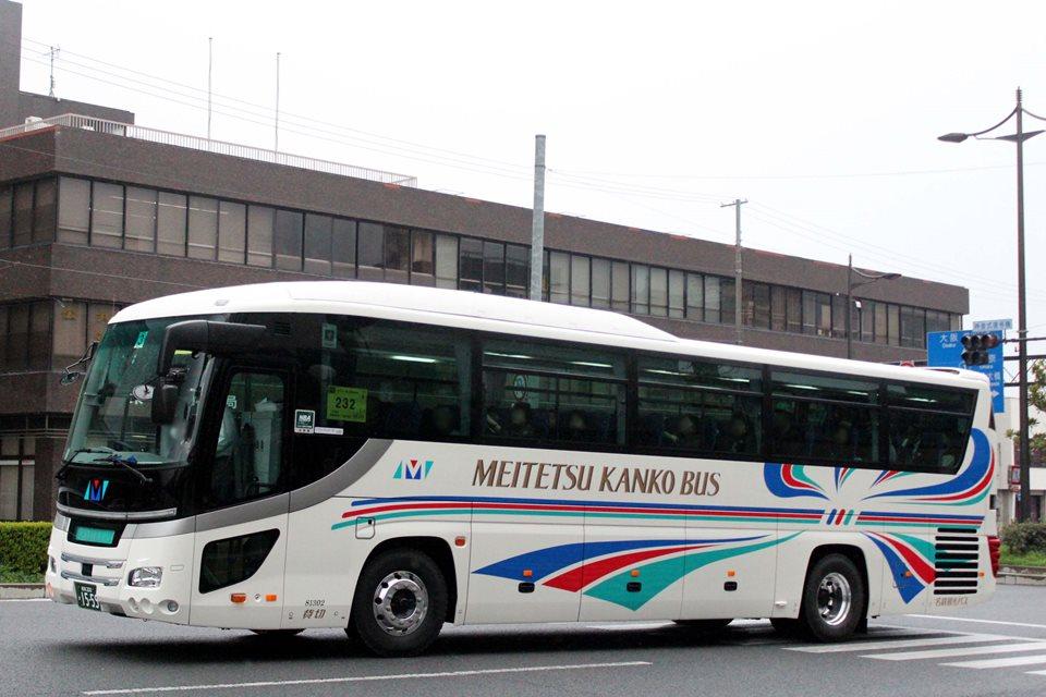 名鉄観光バス 81302