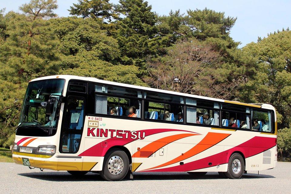 近鉄バス 8403