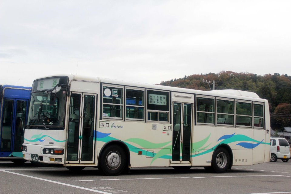 福井鉄道 か1634