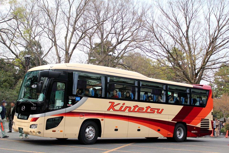 名阪近鉄バス か738