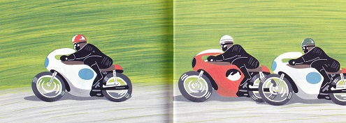 空とぶオートバイ その3