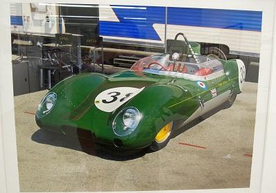 渡邊アキラ:Lotus11 Le Mans