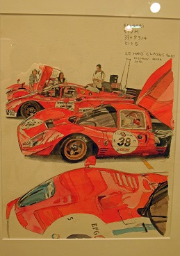 Ferrari 512M, 330 P3/4, 512S by Mizorogi