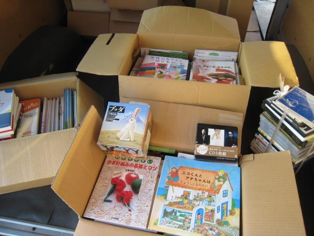 20130924_絵本・手芸本、CD、ゲームソフト