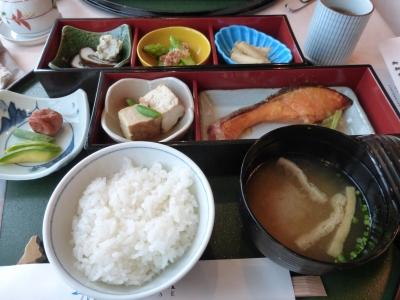 4日目朝食 2013 10・20