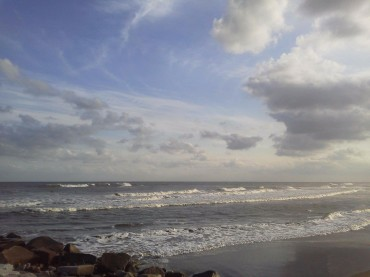 20121008砂浜