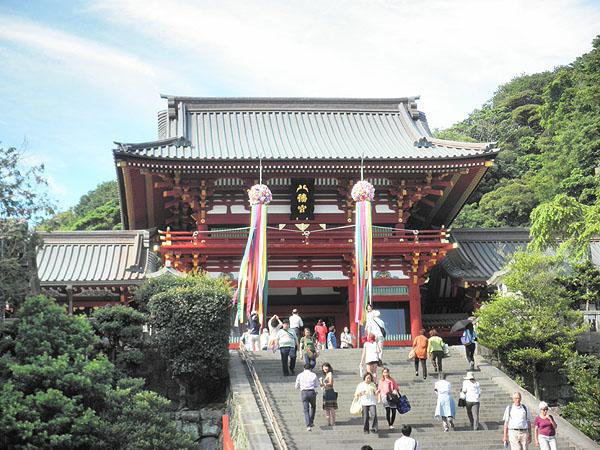 20130627鶴岡八幡宮②