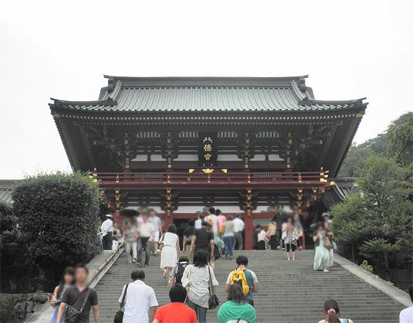 20130713鶴岡八幡宮