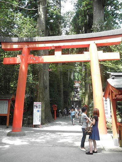 20130817箱根神社②
