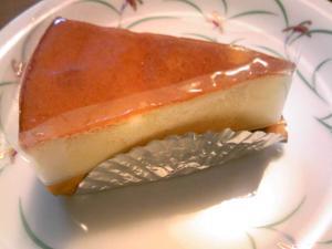 「チーズケーキ」ル・プティパレ(福岡市)
