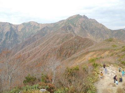 99谷川岳2013-3