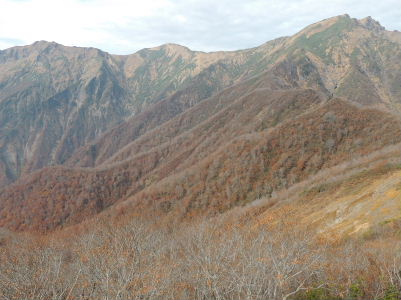 99谷川岳2013-4