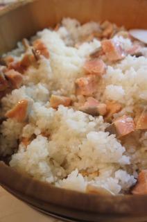 鱒の混ぜ寿司