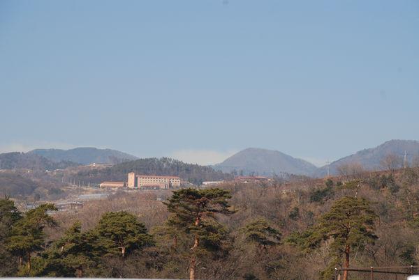 丘の上のホテル12