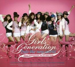 Into The New World: Girls Generation The 1st Asia Tour