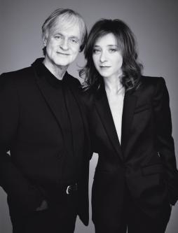 Dave et Sylvie Testud