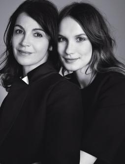 Zabou Breitman et Ana Girardot