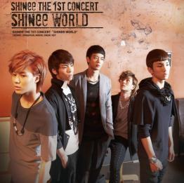 SHINee The 1st Concert 'SHINee World'