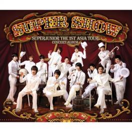 Super Show: SuperJunior The 1st Asia Tour Concert Album