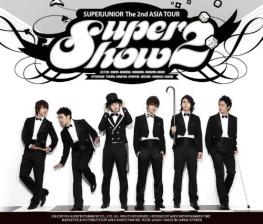 Super Show 2: Super Junior The 2nd Asia Tour