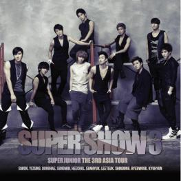 Super Show 3: Super Junior The 3rd Asia Tour