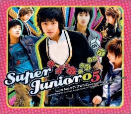 Super Junior 05 [Twins]