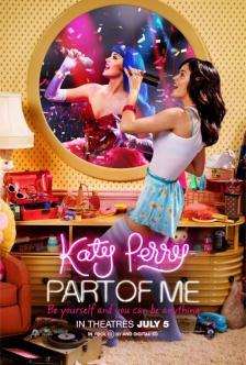 ケイティ・ペリーのパート・オブ・ミー3D