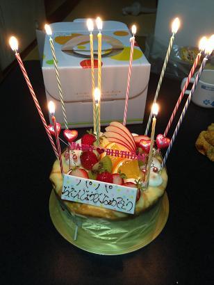 誕生日ケーキ38