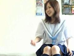 【盗撮】激カワ援交少女が鳴かされる一部始終を盗撮