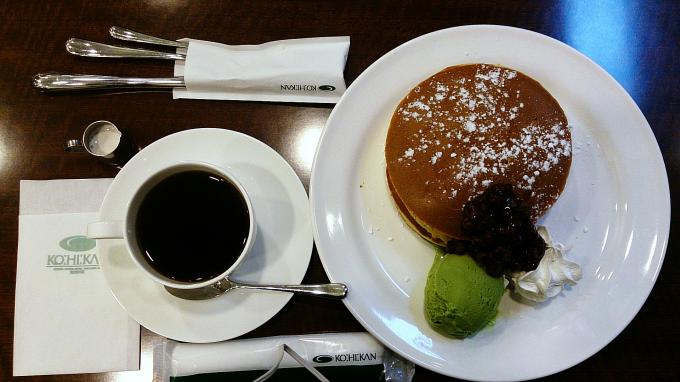 HOT CAKE SET_20140115