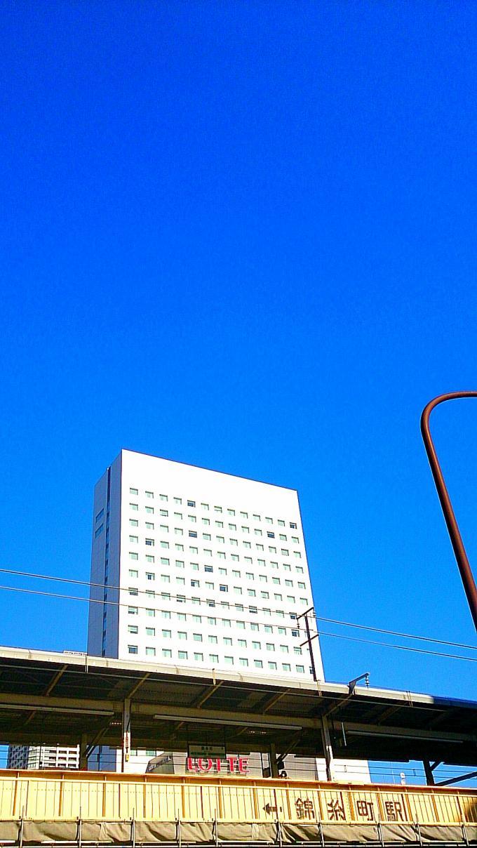 錦糸町駅_20140123