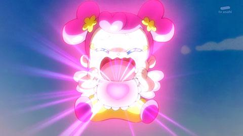 【ドキドキ!プリキュア】第08話「きゅぴらっぱ~!ふしぎ赤ちゃん誕生!!」