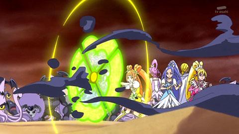 【ドキドキ!プリキュア】第21話「トランプ王国へ!王女様を救え!」