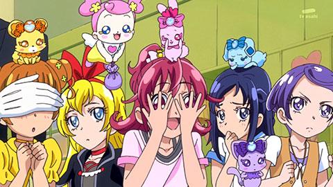 【ドキドキ!プリキュア】第22話「ピンチに登場!新たな戦士キュアエース!」