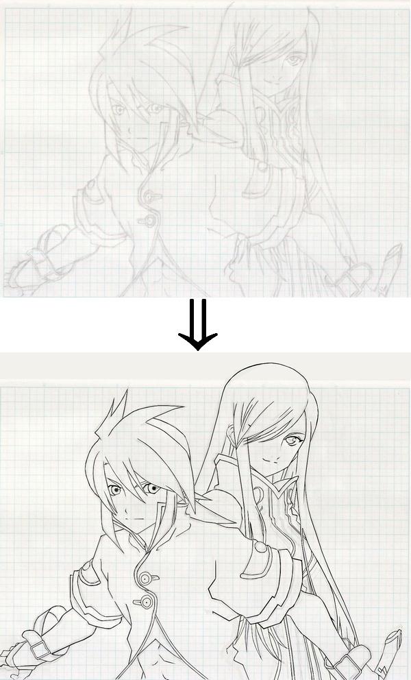 ルーク&ティア プロセス