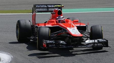 2013年 F1予選逆ポール選手権 第9戦 ドイツGP優勝はマックス・チルトン