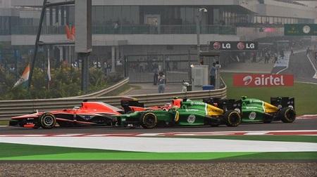 2013年 F1予選逆ポール選手権 第16戦 インドGP優勝はマックス・チルトン
