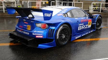 2013年 SUPER GT ラウンド1 岡山 公式予選