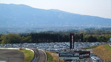 2013年 SUPER GT ラウンド2 富士 決勝