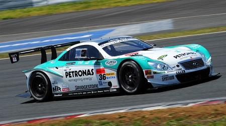 2013年 SUPER GT ラウンド2 富士 公式予選
