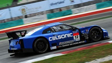 2013年 SUPER GT ラウンド3 セパン 公式予選