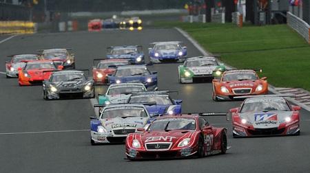 2013年 SUPER GT ラウンド6 富士 決勝