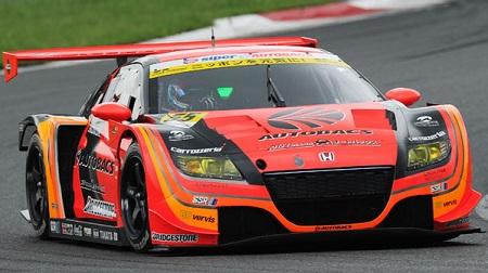 2013年 SUPER GT ラウンド6 富士 予選